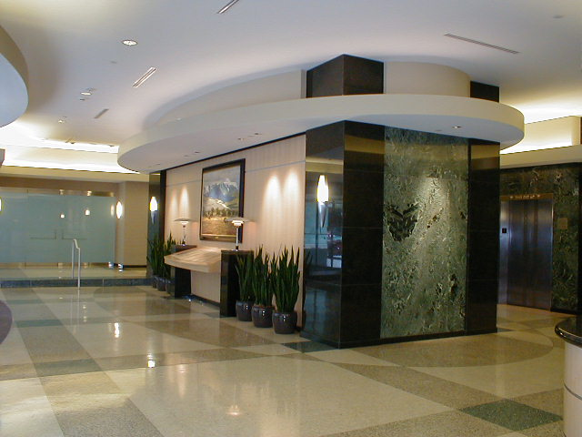DENVER CLUB CORPORATE INTERIOR