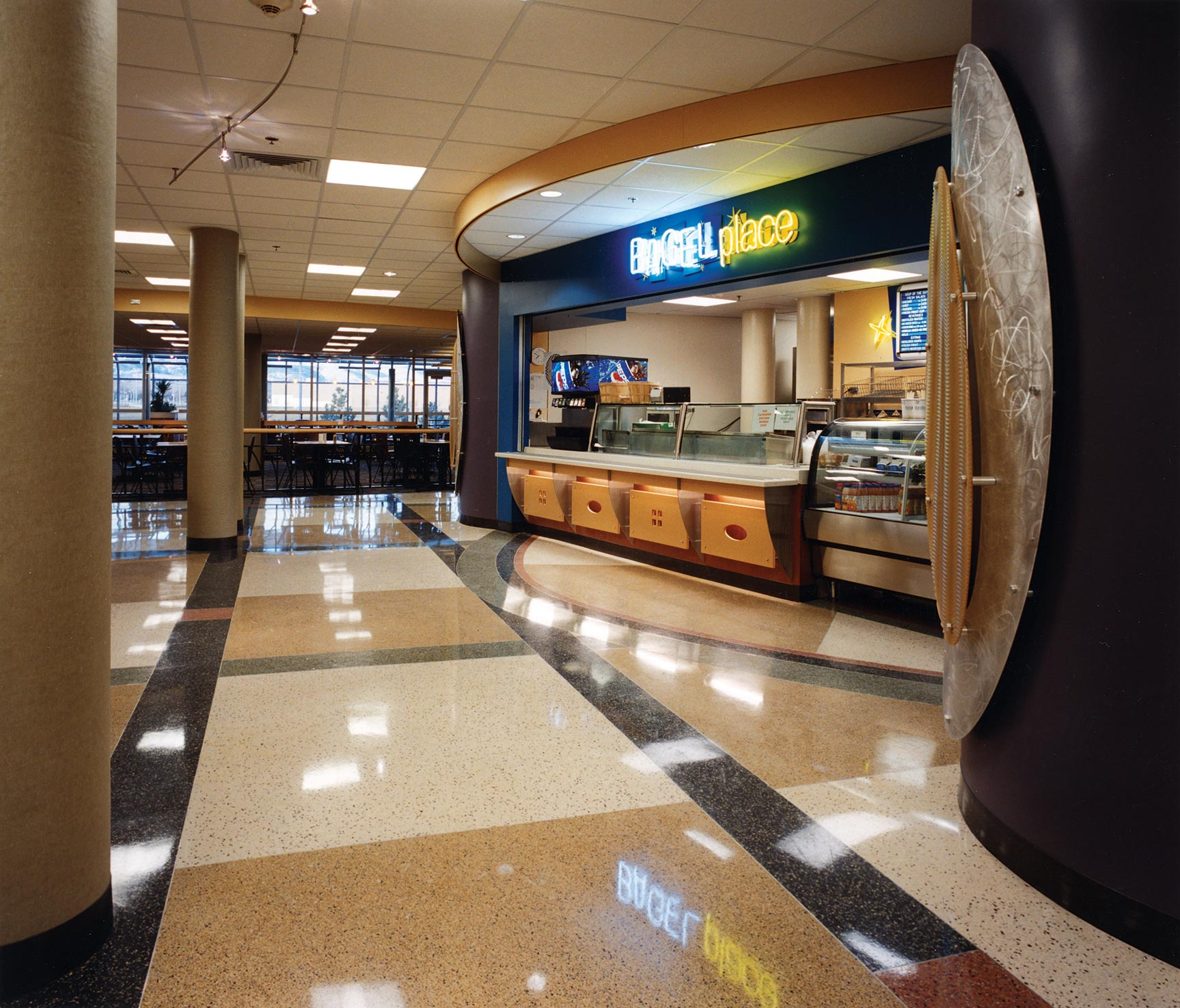 lory student center food court