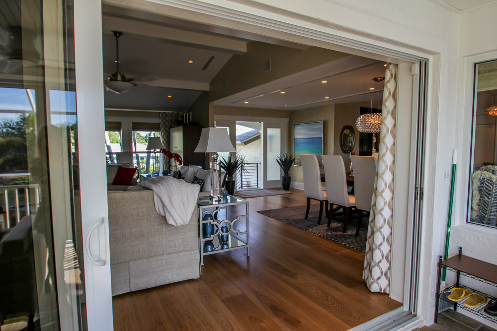 more design d'angela living from lanai